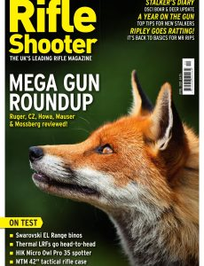 Rifle Shooter – April 2021