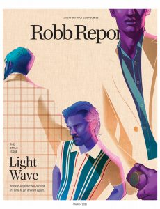 Robb Report USA – March 2021