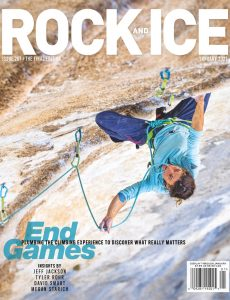 Rock and Ice – Issue 267 – January 2021
