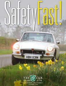 Safety Fast! – April 2021