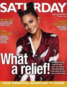 Saturday Magazine – March 13, 2021