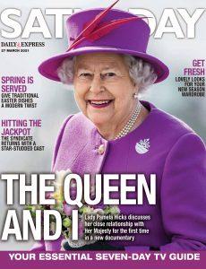 Saturday Magazine – March 27, 2021