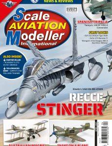 Scale Aviation Modeller International – April 2021