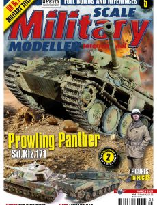 Scale Military Modeller International – Issue 600 – March 2021