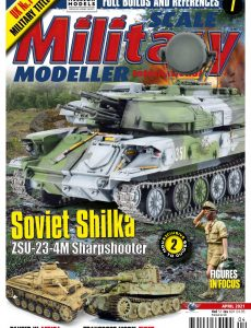Scale Military Modeller International – Issue 601 – April 2021