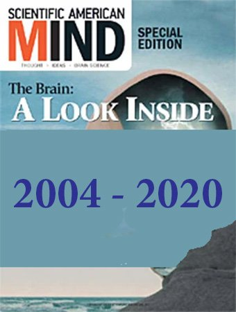 Scientific American: Mind – Full Year 2004-2020 Issues Collection
