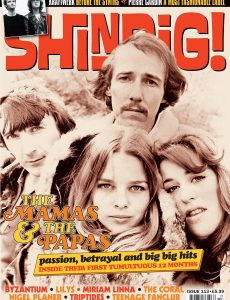 Shindig! – Issue 113 – March 2021