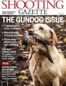 Shooting Gazette – April 2021