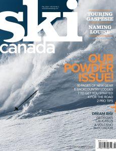 Ski Canada – Fall 2020