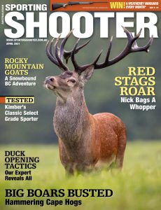 Sporting Shooter Australia – April 2021