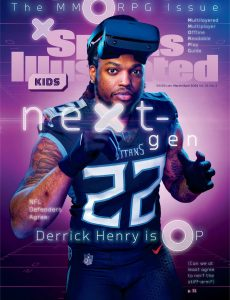 Sports Illustrated Kids – March-April 2021