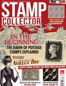 Stamp Collector – April 2021