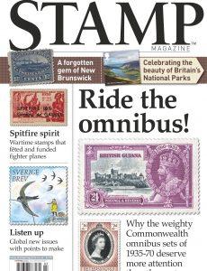 Stamp Magazine – March 2021