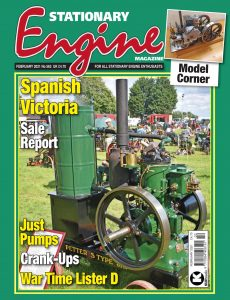 Stationary Engine – Issue 563 – February 2021