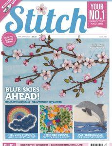 Stitch Magazine – Issue 130 – April-May 2021