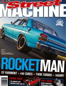 Street Machine Australia – April 2021