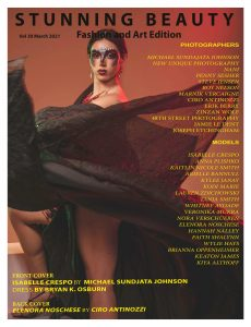 Stunning Beauty – Fashion and Art Edition March 2021