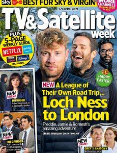 TV & Satellite Week – 03 April 2021