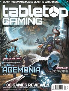 Tabletop Gaming – Issue 50 – January 2021