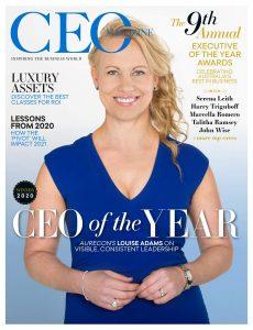 The CEO Magazine Australia & New Zealand – January-February 2021