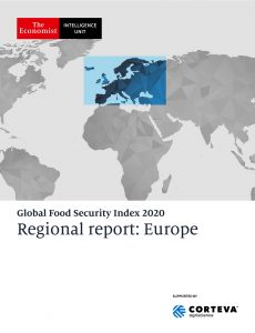 The Economist (Intelligence Unit) – Global Food Security Index 2020, Regional report Europe (2021)