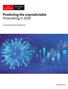 The Economist (Intelligence Unit) – Predicting the unpredictable (2021)