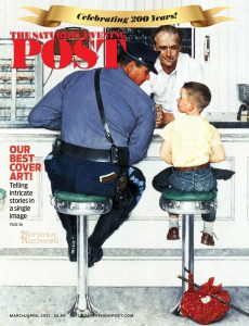 The Saturday Evening Post – March-April 2021