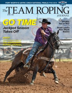 The Team Roping Journal – April 2021