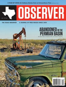 The Texas Observer – March 2021