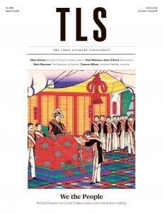 The Times Literary Supplement – 26 March 2021