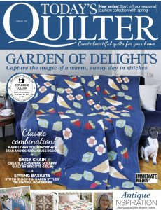 Today's Quilter – March 2021