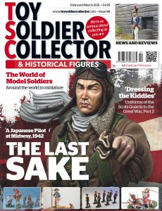 Toy Soldier Collector International – Issue 98 – February-March 2021