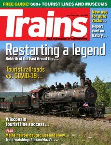 Trains – May 2021