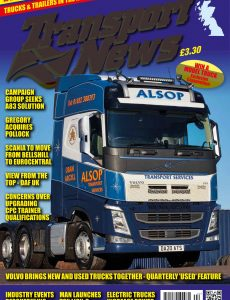 Transport News – April 2021