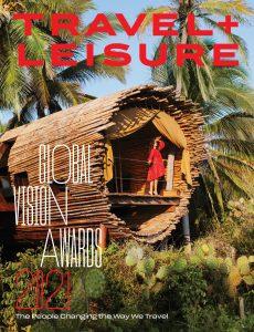 Travel+Leisure USA – April 2021
