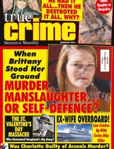 True Crime – February 2021