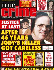 True Crime – March 2021