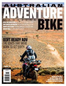Ultimate Adventure Bike Australia – March 2021