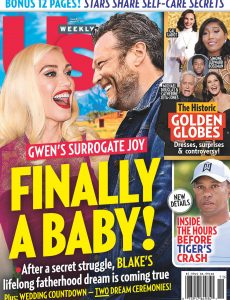 Us Weekly – March 15, 2021