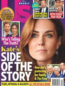 Us Weekly – March 22, 2021