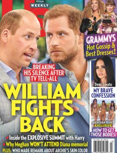 Us Weekly – March 29, 2021