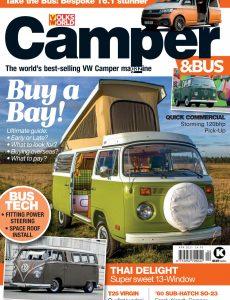 VW Camper & Bus – April 2021