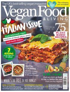 Vegan Food & Living – April 2021