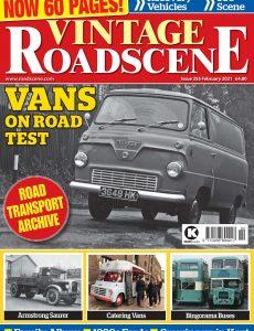 Vintage Roadscene – Issue 255 – February 2021