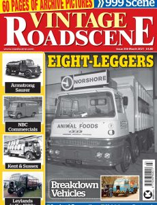 Vintage Roadscene – Issue 256 – March 2021