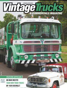 Vintage Trucks & Commercials – March-April 2021