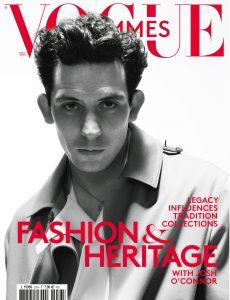 Vogue Hommes English Version – April 2021