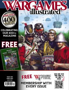 Wargames Illustrated – Issue 400 – April 2021