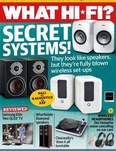 What Hi-Fi UK – May 2021