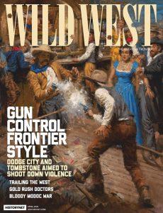 Wild West – April 2021